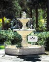Small Marble Outdoor Fountain