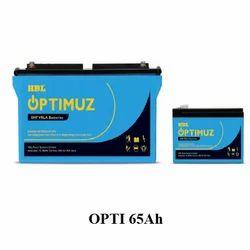 Sealed Maintenance Free VRLA Battery - OPTI 65Ah, 12 V