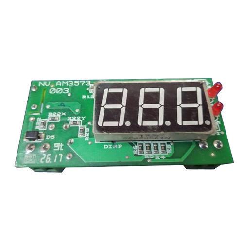 Voltage Current Meter PCB Assembly Services, Packaging Type: Box