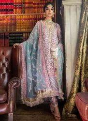 Pakistani Designer Suit Original Branded Collection