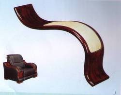 Sofa Wooden Arm