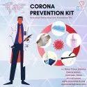 Corona Prevention & Protection Kit