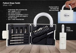 G26 - Padlock Shape Toolkit (20 Pc)