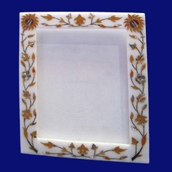 Photo frame - Marble Inlay