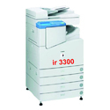 Canon IR 3300 Photocopier Machine