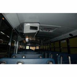 Bus Air Conditioning Repairing Service