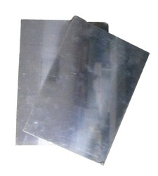 Lucky Plastics Glossy Steel Plate(A4 Size)