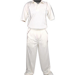 2f580f489633 T-shirts   Vests White And Off-white Domestic Cricket Uniform
