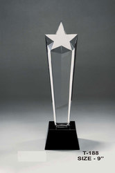 Star Crystal Trophies