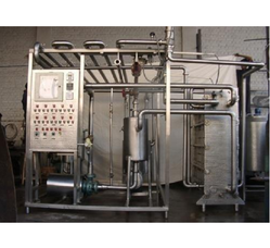 Automatic Milk Chilling Plant, For Milk ,Capacity: 2500 Litres/hr