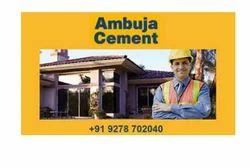 Ambuja White Cement White