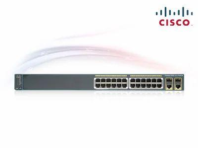 Cisco Layer 2 Catalyst 2960 Series WS-C2960-24TT-L Switches