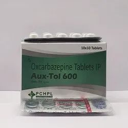 Oxcarbazepine 600mg Tablets(Auxtol 600)