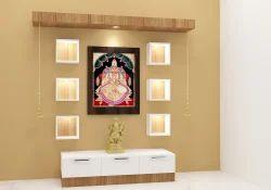 Designer pooja unit