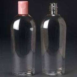 200ml Pet Flat Bottle with 20mm Ftc