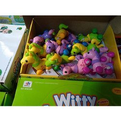 Plastic Horse Toy