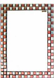 Glass Heavy Tukdi Mirrors