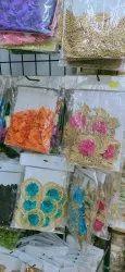 Boutique Flower Print Suit Material