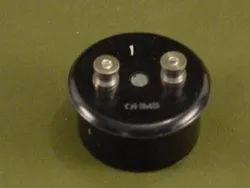 CPE-877A Black Bakelite Case Resistance Coils