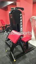 Anson bicep machine