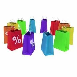 SSI Handled Carry Bag, For Shopping