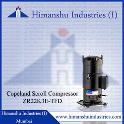 Copeland Scroll Compressor ZR22K3E-TFD