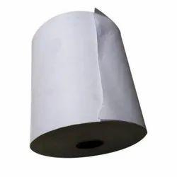 White Plain News Print Paper Cut Size Roll, Gsm: 45