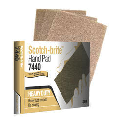 3M 7440 Heavy Duty Handpads