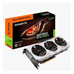Gigabyte GTX1080 TI Gaming 11g Graphic Card