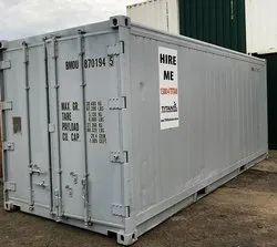 Temperature Control Containers