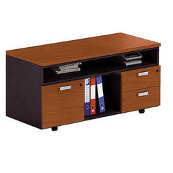 Low-High Back Unit Office Cabinet