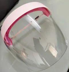 2000 Micron Reusable Face shield