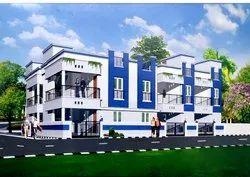 Building Construction Services, Local, Build Up Area / Size: 500 Square.ft