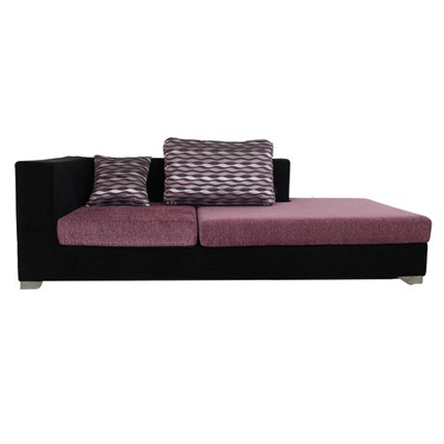 Velvet Three Seater Sofa