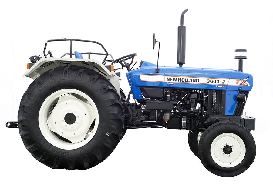 Mitsubishi Tractor Hydraulic System