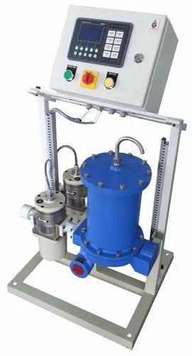 DG Set Fuel Consumption Meter