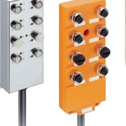 Omron Sensor I/O Connectors