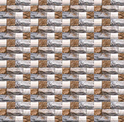 Modern 3D Elevation Glossy Tiles