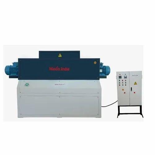 Organic Waste Shredding Machine - MAXIN INDIA HODIS 500 DUAL AD