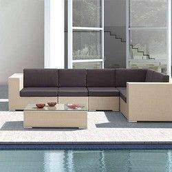 Luxurious Rattan Furniture Set