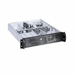 2U Industrial Rack Mount Chase
