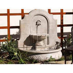 Outdoor Floating Fountain