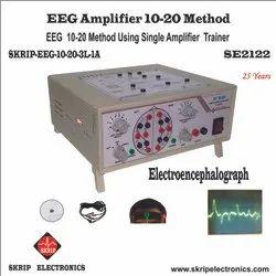 EEG Amplifier 3L, 10-20, USB & Simulator