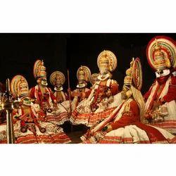 Kathakali Dance Show Service