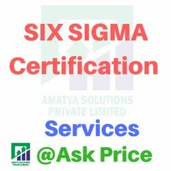 1 Month Online SIX SIGMA Certification, Location: Pan India