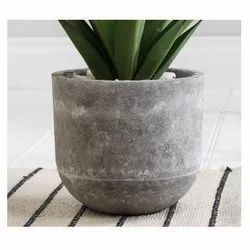 Germon Polymers Round Office Planters