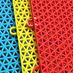 plastic floor mats hard and soft suitable - Plastic Floor Mat