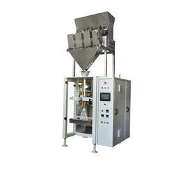 Four Multi Head Collar Type Packaging Machine