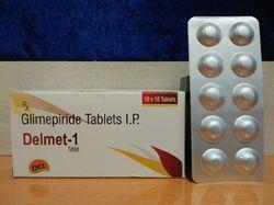 Glimepiride 1mg