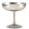 Silver Two Tone Ice Cream Cup